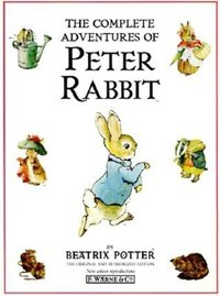 Complete Adventures of Peter Rabbit ( Picture Puffin Books )