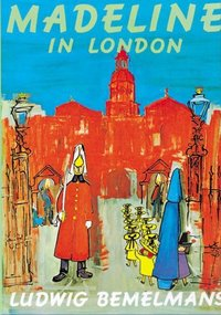 Madeline in London ( Picture Puffin Books )
