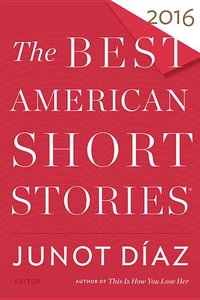 Best American Short Stories (2016)