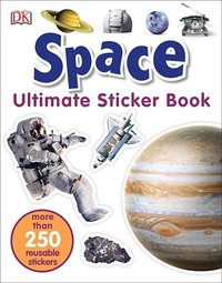 Space ( DK Ultimate Sticker Books )