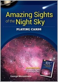 Amazing Sights Night Sky Playing Cards