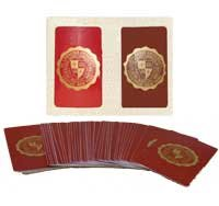 DECK OF CARDS W/ ST. LAWRENCE SEAL