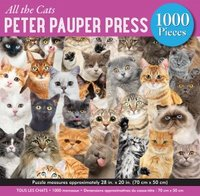 ALL THE CATS JIGSAW PUZZLE