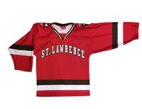 HOCKEY JERSEY YOUTH RED