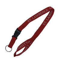 LANYARD SLU WIDE RED