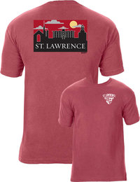 SLU SKYLINE SHORT SLEEVE T-SHIRT