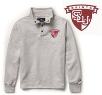 LEAGUE HEAVYWEIGHT SNAP-UP PULLOVER
