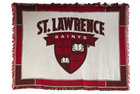 ST. LAWRENCE SAINTS WOVEN THROW BLANKET